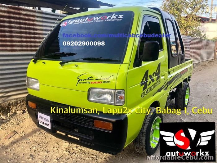2nd picture of Suzuki Multicab Dealer | Importer | Assembler For Sale in Cebu, Philippines