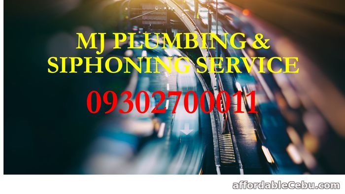 1st picture of MJ Plumbing Expert Service Offer in Cebu, Philippines