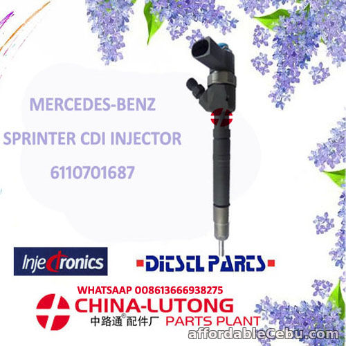 1st picture of mercedes benz injectors for sale new common rail injectors For Sale in Cebu, Philippines