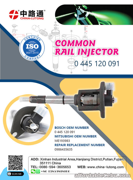 1st picture of Roller & shoe assy. comm.rail lucas cav injection pump parts For Sale in Cebu, Philippines