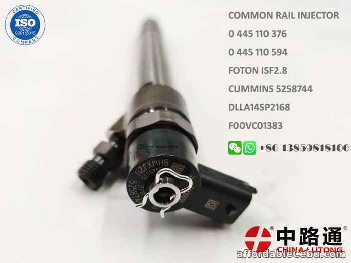 1st picture of VALVE FOR BOSCH PIEZOELECTRIC INJECTORS Common Rail Fuel Injector Piezo Valve F00GX17004 For Sale in Cebu, Philippines