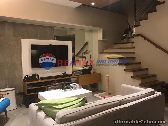 3rd picture of FOR SALE: Furnished with Premium Finishes – 2 BR Bi-Level at Two Serendra Encino For Sale in Cebu, Philippines
