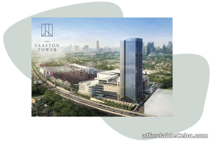 1st picture of BELOW MARKET VALUE INVESTMENT OPPORTUNITY GLASTON TOWER, ORTIGAS EAST ASSUME BALANCE For Sale in Cebu, Philippines