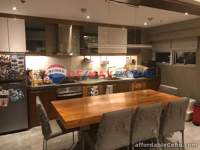 2nd picture of FOR SALE: Furnished with Premium Finishes – 2 BR Bi-Level at Two Serendra Encino For Sale in Cebu, Philippines