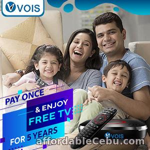 1st picture of VOIS IPTV: Offering Premium Entertainment Under $5/Month Offer in Cebu, Philippines