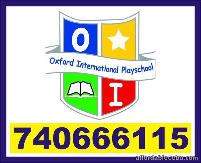 1st picture of Oxford Preschool | RT Nagar | Short Term Course  | 1369 Offer in Cebu, Philippines