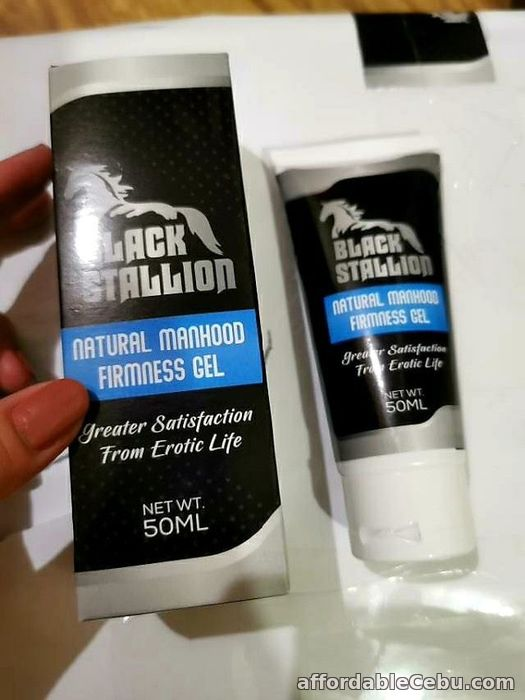 1st picture of Black Stallion Masculine Spray and Gel For Sale in Cebu, Philippines