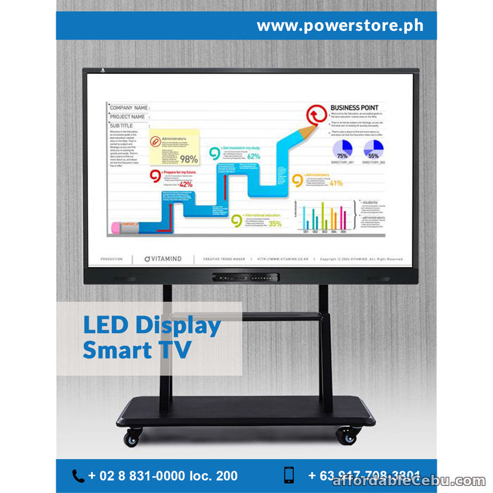 1st picture of Led Display Smart TV For Sale in Cebu, Philippines