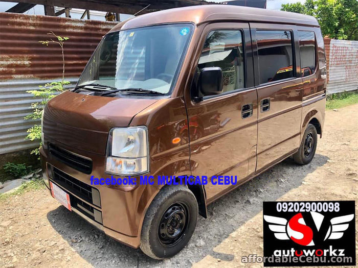2nd picture of Suzuki Every Van Da64v Transformer Minivan For Sale in Cebu, Philippines