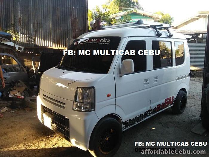 5th picture of Suzuki Every Van Da64v Transformer Minivan For Sale in Cebu, Philippines