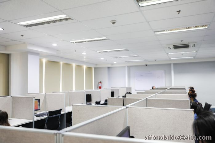 1st picture of Call Center Whole Floor Office Improvement Rush Sale For Sale in Cebu, Philippines