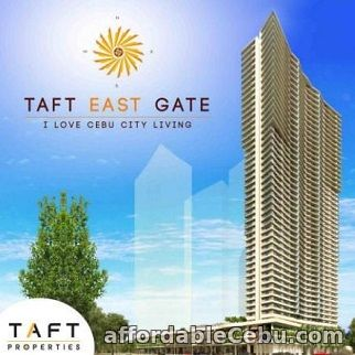 1st picture of Taft East Gate Condo for Sale - Near Ayala Mall Cebu City Philippines For Sale in Cebu, Philippines