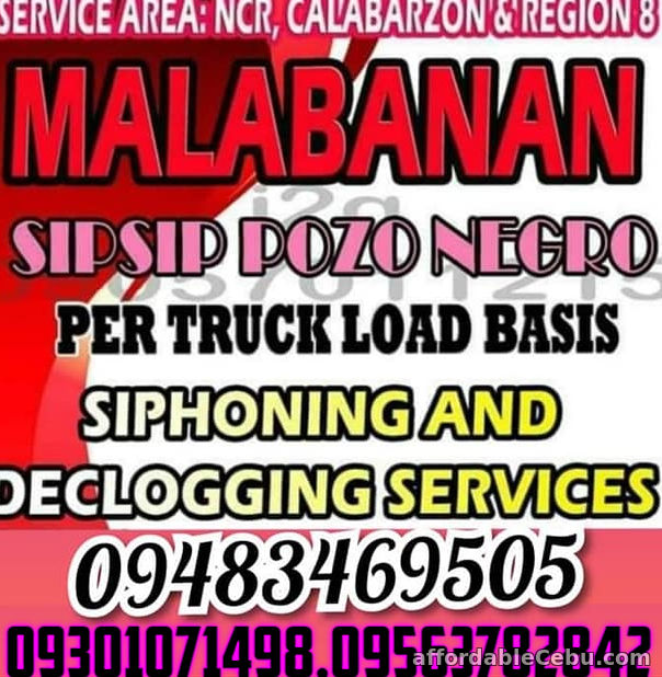 1st picture of MALABANAN SIPHONING SERVICES 0943469505/09301071498 alcantara Announcement in Cebu, Philippines