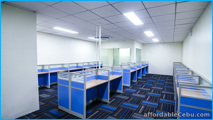 1st picture of Comfortable Office Space for Rent with 27 seats For Rent in Cebu, Philippines