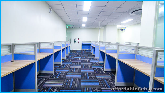 4th picture of Comfortable Office Space for Rent with 27 seats For Rent in Cebu, Philippines