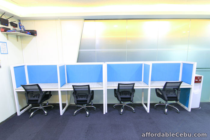 2nd picture of Fully Equipped Call Center Seat For Lease in Cebu For Rent in Cebu, Philippines