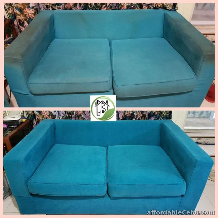 2nd picture of Sofa/Upholstery Deep Cleaning Services Offer in Cebu, Philippines