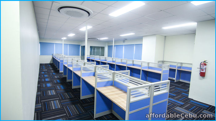 3rd picture of Comfortable and Big office space for rent to your Business For Rent in Cebu, Philippines