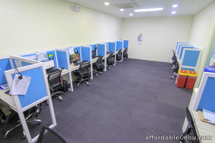 3rd picture of Fully Equipped Seat Leasing Service in Cebu For Rent in Cebu, Philippines