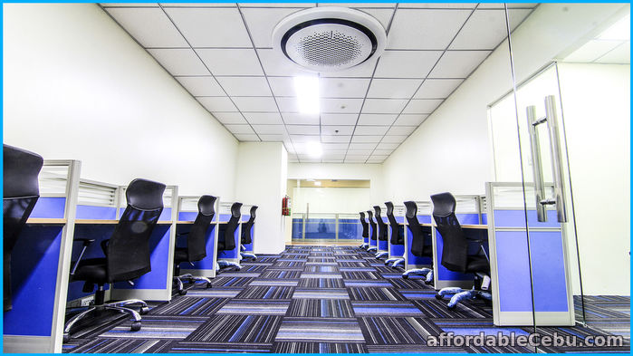 1st picture of A Highly Recommendable Office Space for your business For Rent in Cebu, Philippines