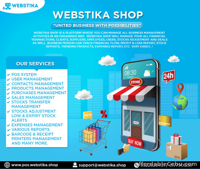 1st picture of Webstika Shop For Sale in Cebu, Philippines