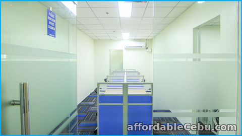 4th picture of BPOseats.com 15 seater dedicated and fully furnished office/Seat Leasing offices For Rent in Cebu, Philippines