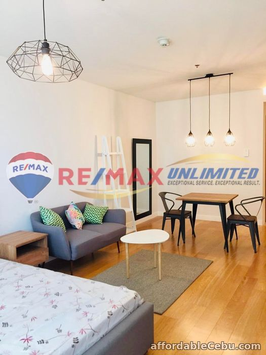 2nd picture of FOR RENT: BEAUTIFUL MODERN STUDIO FLAT AT PARK TERRACES For Rent in Cebu, Philippines