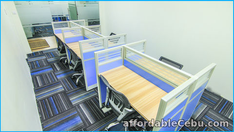 2nd picture of BPOseats.com 15 seater dedicated and fully furnished office/Seat Leasing offices For Rent in Cebu, Philippines
