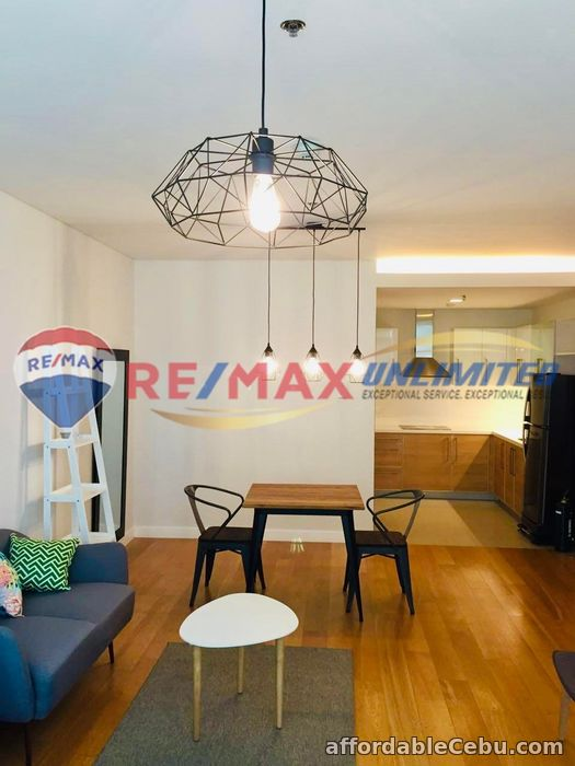 1st picture of FOR RENT: BEAUTIFUL MODERN STUDIO FLAT AT PARK TERRACES For Rent in Cebu, Philippines