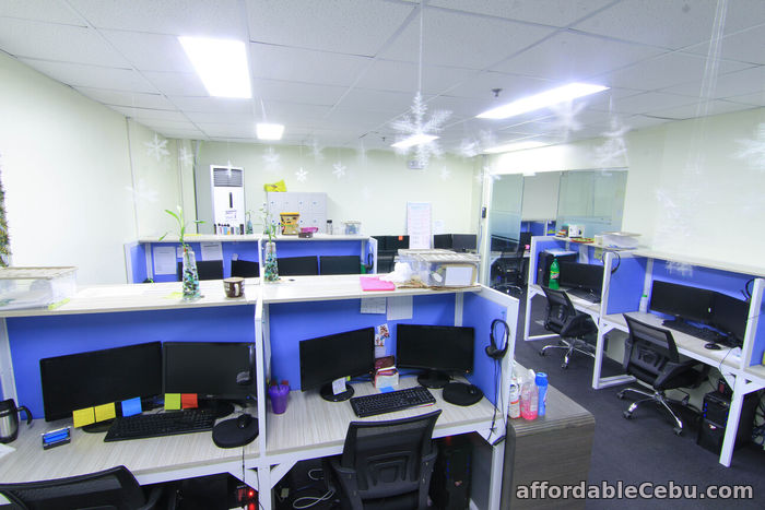 3rd picture of Fully Furnished Serviced Office for BPO  Business in Cebu For Rent in Cebu, Philippines