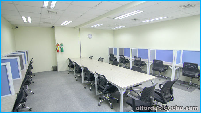 2nd picture of Dedicated Seat Leasing Space for BPO Business Start Up For Rent in Cebu, Philippines