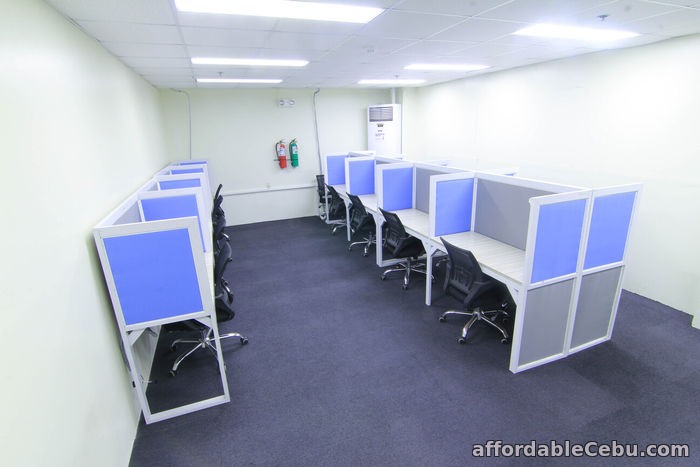 3rd picture of Fully Furnished Business Space for BPO in Cebu and Pampanga For Rent in Cebu, Philippines