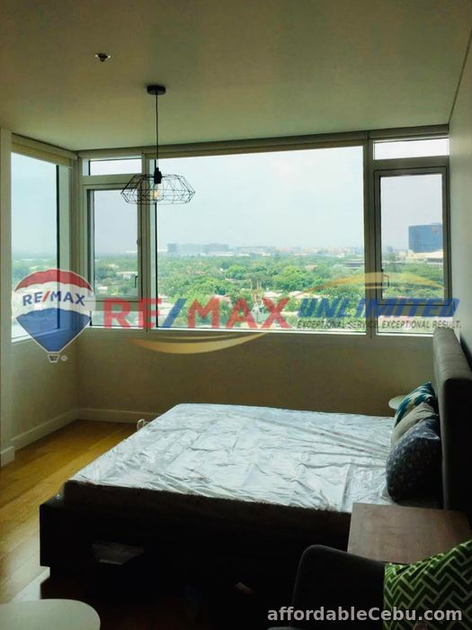 3rd picture of FOR RENT: BEAUTIFUL MODERN STUDIO FLAT AT PARK TERRACES For Rent in Cebu, Philippines
