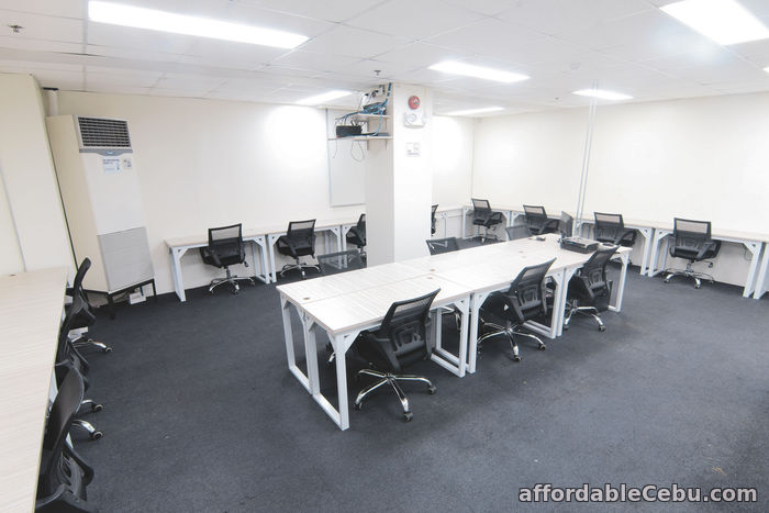 2nd picture of Fully Furnished Serviced Office for BPO  Business in Cebu For Rent in Cebu, Philippines