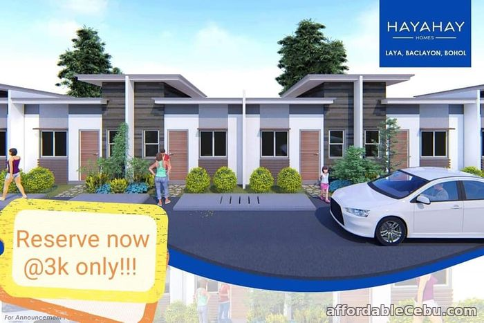 1st picture of Hayahay Homes(1-Single Storey ) Laya, Baclayon, Bohol For Sale in Cebu, Philippines