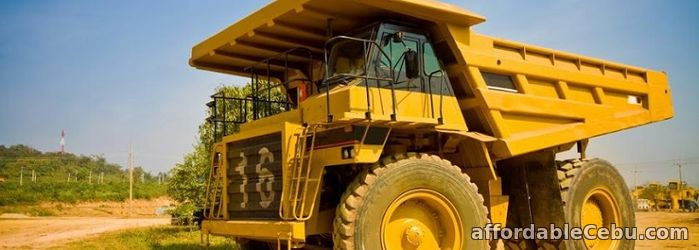 1st picture of Heavy Equipment Agents/Brokers Needed Offer in Cebu, Philippines