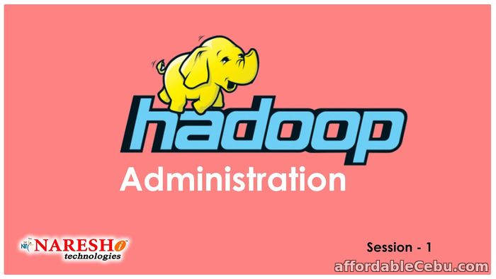 1st picture of Hadoop Admin Online Training Announcement in Cebu, Philippines
