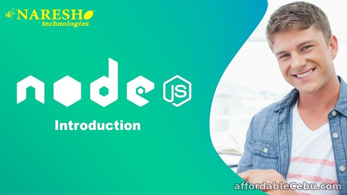 1st picture of NodeJS Online Training Announcement in Cebu, Philippines