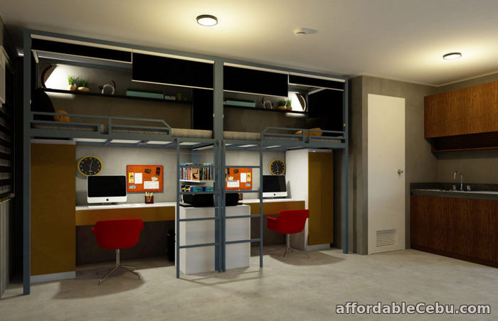 2nd picture of Invest your money in the right way!!! Invest in a Dormitory Type Condo!!! For Sale in Cebu, Philippines