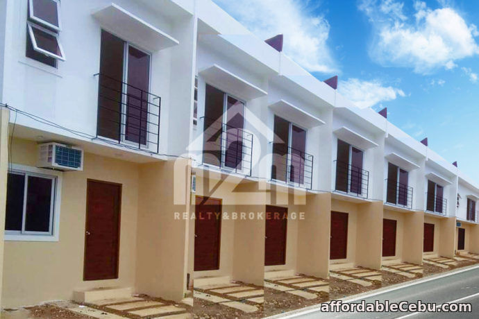 1st picture of Brand New Townhouse For Sale or Rent To Own House For Sale in Cebu, Philippines