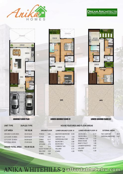 4th picture of House and Lot for sale in Banawa! For Sale in Cebu, Philippines