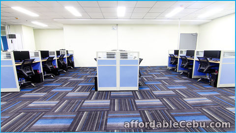 1st picture of BPOSEATS COMFORTABLE BIGGER OFFICE FOR LEASE IN I.T. PARK CEBU For Rent in Cebu, Philippines