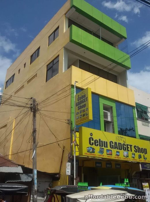 1st picture of COMMERCIAL BUILDING AT THE BACK OF GAISANO TABUNOK, CEBU CITY! For Sale in Cebu, Philippines