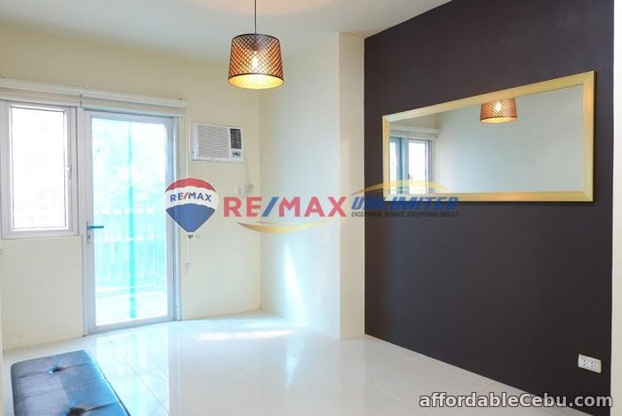 5th picture of RARE MONTANE (BGC) 1BR with Balcony For Lease For Rent in Cebu, Philippines