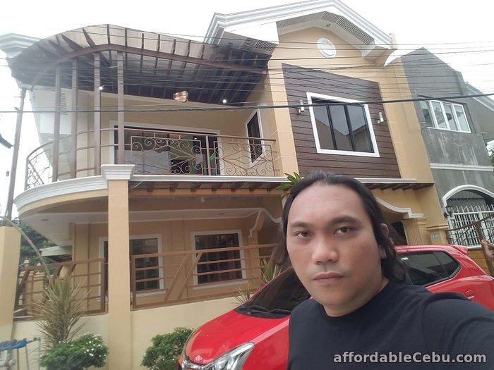 3rd picture of A 2 storey Corner House and lot for Sale in Talamban Cebu City!!! For Sale in Cebu, Philippines