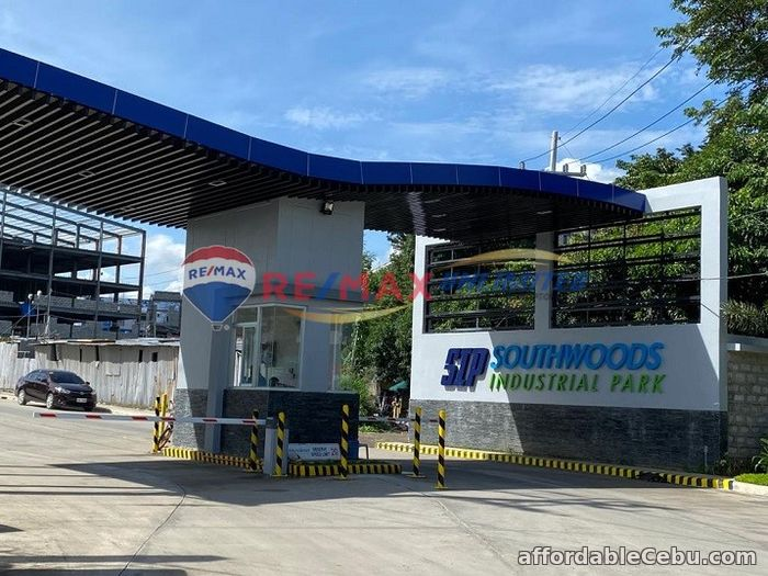 1st picture of For Sale Industrial Lot at Southwoods Industrial Park For Sale in Cebu, Philippines