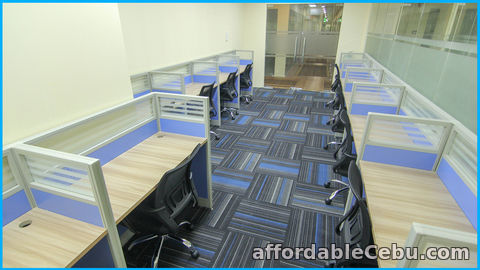 3rd picture of BPOSeats.com 10-seat Business Space / Serviced Office for Lease in Marquee Mall, Pampanga For Rent in Cebu, Philippines