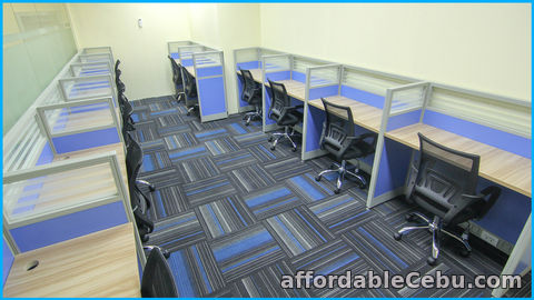 1st picture of BPOSeats.com 10-seat Business Space / Serviced Office for Lease in Marquee Mall, Pampanga For Rent in Cebu, Philippines