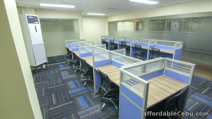 1st picture of BPOSeats.com Dedicated Office Space with manager's office for Lease/Rent - Serviced office For Rent in Cebu, Philippines