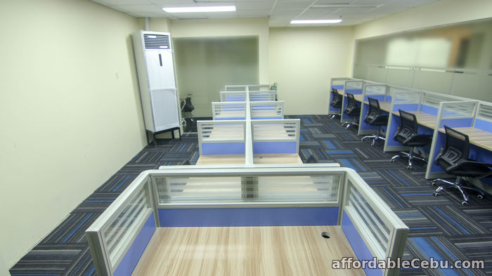 2nd picture of BPOSeats.com Dedicated Office Space with manager's office for Lease/Rent - Serviced office For Rent in Cebu, Philippines